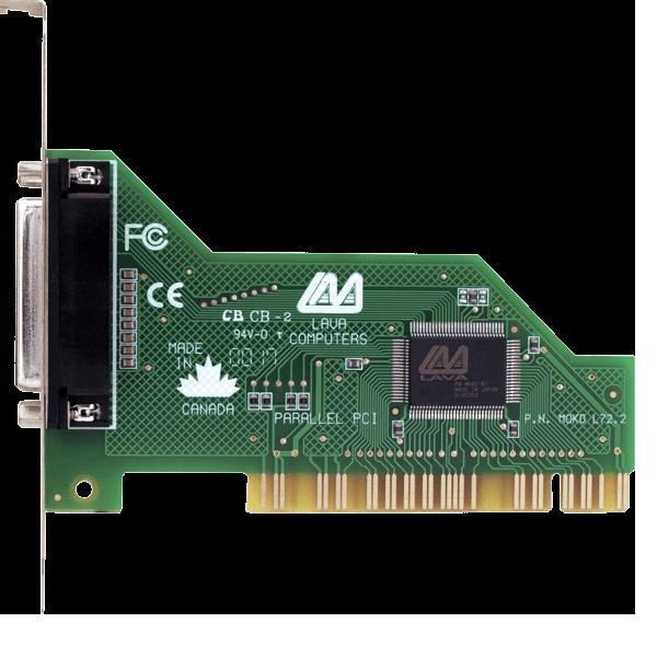Parallel-PCI (PCI 1 port EPP)