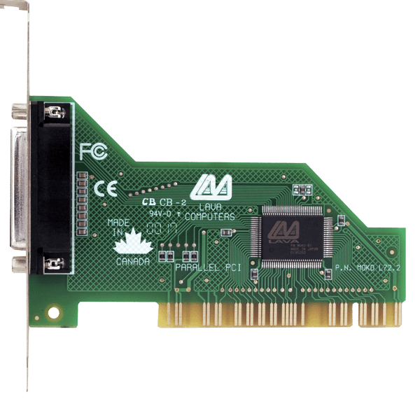 Parallel-PCI (PCI 1 port EPP)