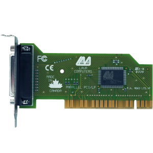Low Profile Parallel PCI Card (Enhanced Parallel Port)