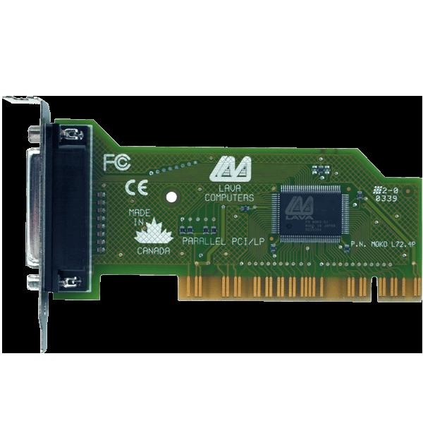 Low Profile Parallel PCI Card (Enhanced Parallel Port)