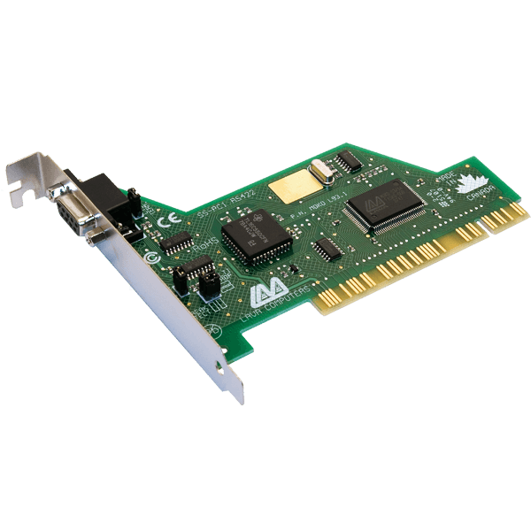 Single Port Serial Card PCI 1 Port RS-422