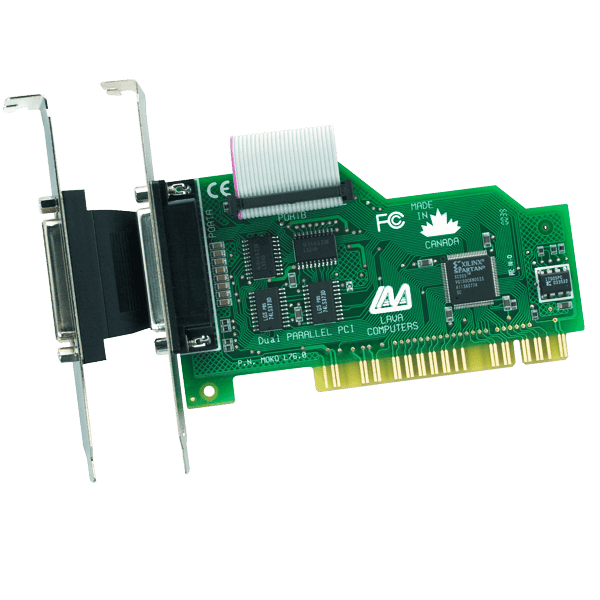 Two Port Parallel PCI (Enhanced Parallel Port)