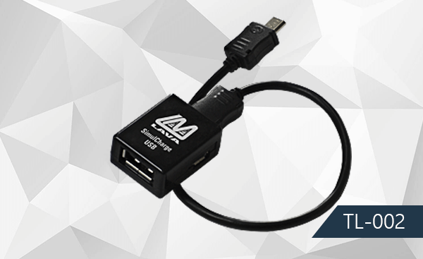 TL-002 Simulcharge Micro USB Adapter