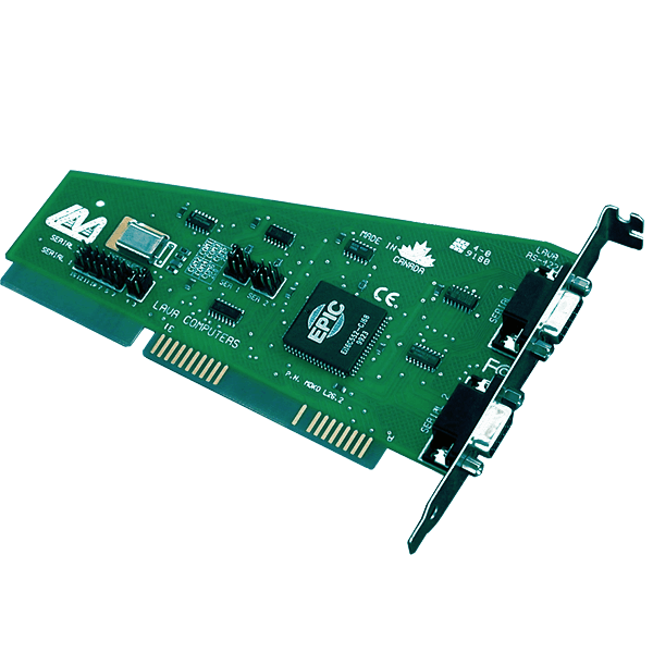 ISA Bus 16550 Dual Serial Board